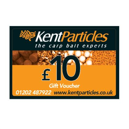 Kent Particles Gift Voucher £10: click to enlarge