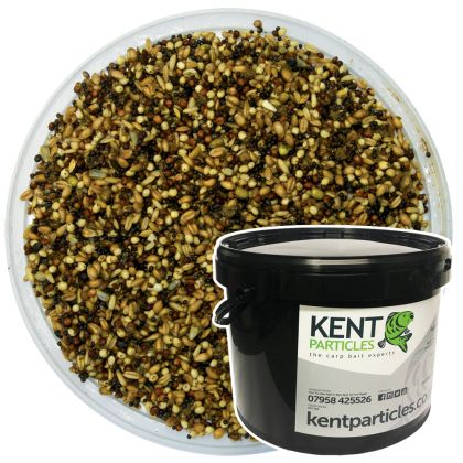 Kent Particles Prepared Partiblend + Aniseed: click to enlarge