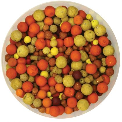 Kent Particles Mixed Boilies: click to enlarge