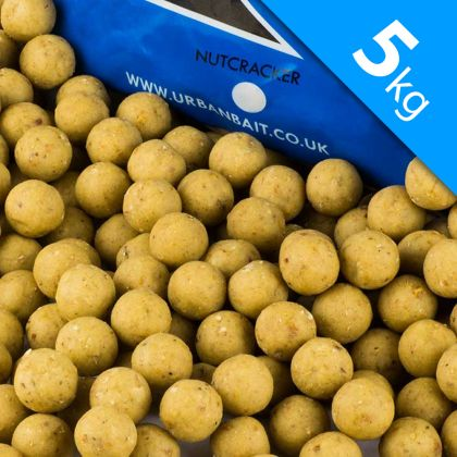 Urban Bait Urban Bait Nutcracker 5kg Boilie & Particle Deal: click to enlarge