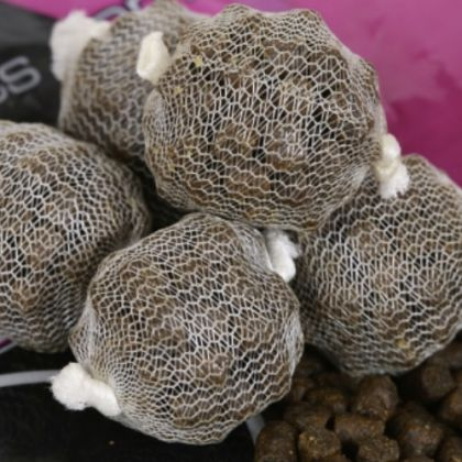 Mainline Baits Mainline Ready Filled PVA Bags: click to enlarge