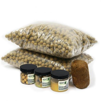 Kent Particles Kent Particles Tiger Nut 10kg Boilie Deal: click to enlarge