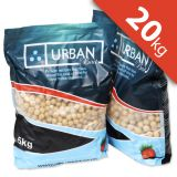 Urban Bait Urban Bait Strawberry Nutcracker 20kg Boilie & Pellet Deal
